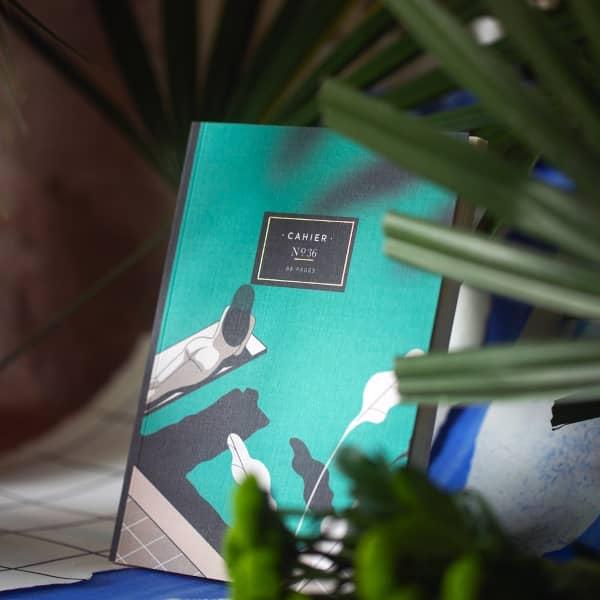Cahier N°36 La piscine