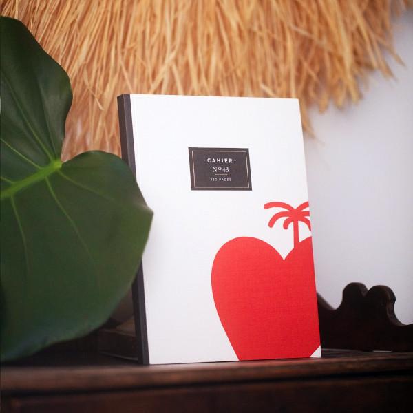 Cahier n°43 notebooks Maison Fondée