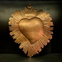 Coeur-Dirga-Antique-Doré-Madame Blabla