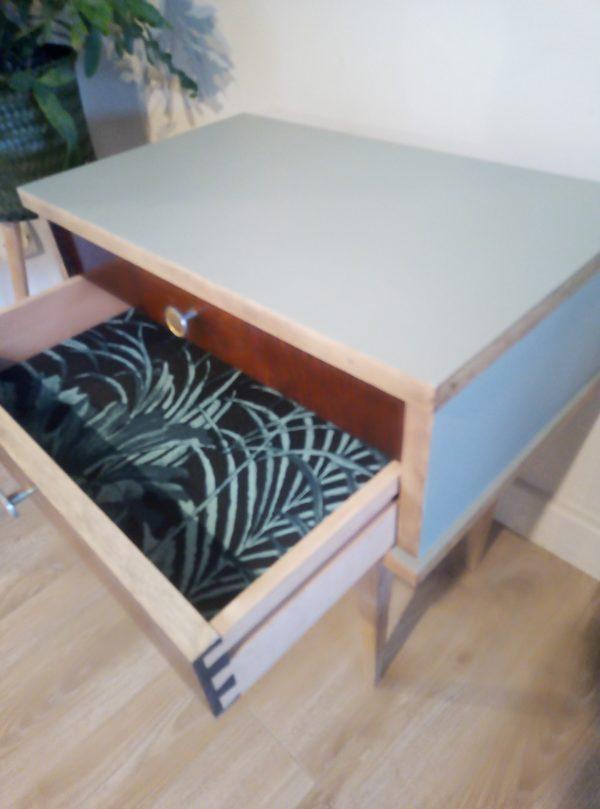 table-de-chevet-vintage-annee-60-vert-fume-2.