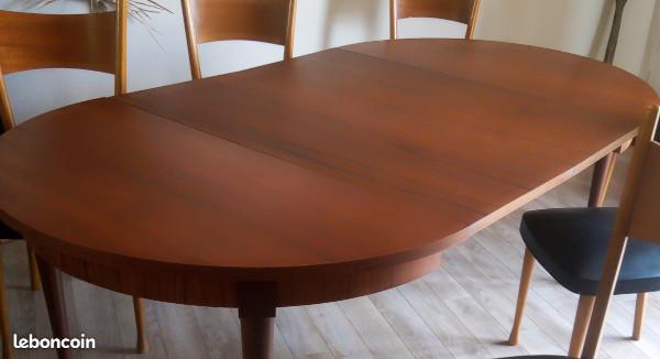 Table Scandinave Vintage Danoise
