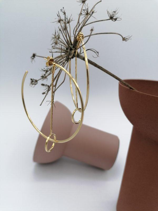 La Leo's Boucles Helmut Bijoux