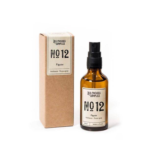 Spray d'Ambiance Nr 12 Figuier Senteur Parfum Les Choses Simples