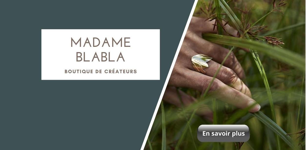 Madame Blabla boutique de créateurs
